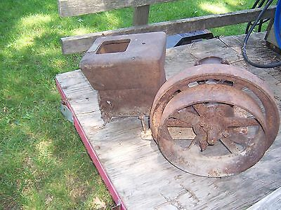 Ottawa Log Saw Hit Miss Gas Engine For Parts