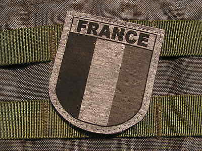 Patch velcro OPEX FRANCE - BASSE VISIBILITE GRIS - URBAIN nuit urban