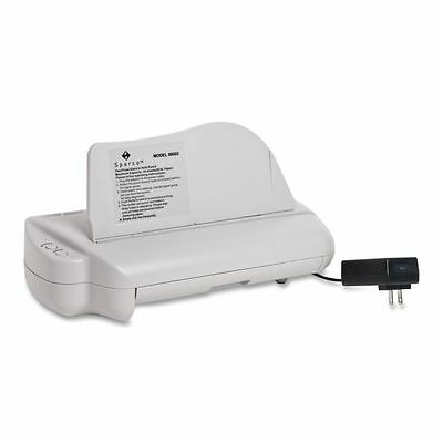 Sparco Electric Three-Hole Punch - SPR96003