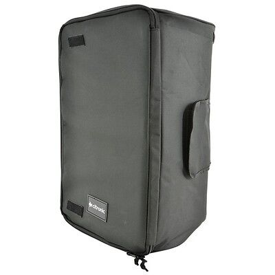 "Universal 15"" Speaker Cabinet Bag Cover Also Fits Peavey Pro15 & Mackie Thump 15"