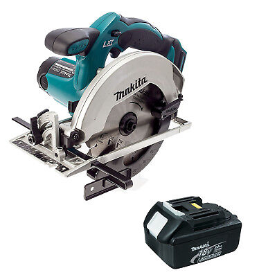 Makita 18V Lxt Dss611 Dss611Z Dss611Rfe Circular Saw And Bl1830 Battery