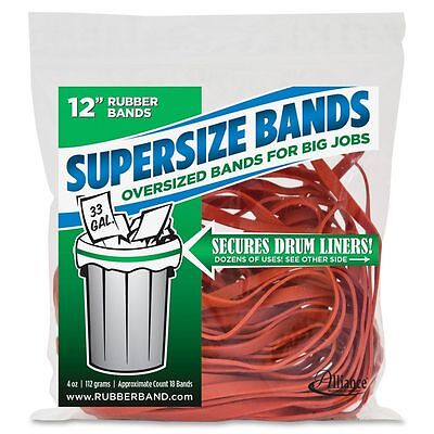 """Alliance Rubber SuperSize 12"""" Bands - ALL08994"""