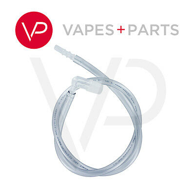 Arizer Extreme Q Vaporizer LONG WHIP REPLACEMENT includes Glass Elbow & Tubing