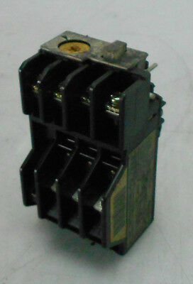 Fuji Electric Overload Relay, TR-ON/3, 0.48 - 0.72 A, Used, WARRANTY