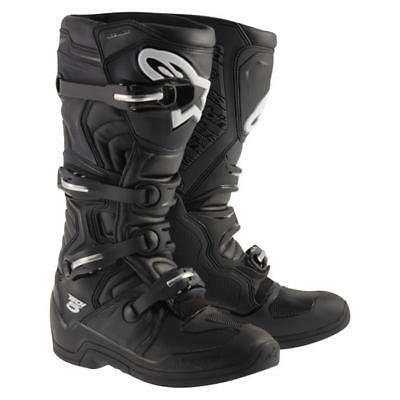 Alpinestars Tech 5 Motocross Stiefel schwarz Motocross Enduro Cross SM