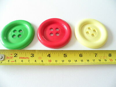 Large fun buttons