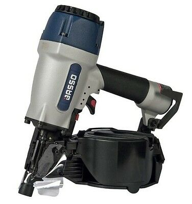 Basso Coil Nailer - Heavy Duty - Plastic and Wire Collation BC2865-D1
