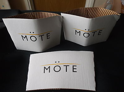 mote cup clutches/holders 1000x12oz -16oz catering,food,takeaways vending office
