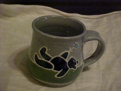 Charming Child's Mug w/ Bears and Flowers