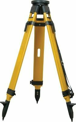 SECO Dual Lock Wooden Surveyors Tripod - Brand New