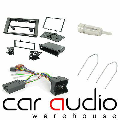 Ford Kuga 2008 On Car Stereo D/Din Fascia & Steering Wheel Interface CTKFD23