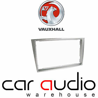 Connects2 CT24VX24 Vauxhall Astra 04-10 Car Stereo Double Din Fascia Facia Panel