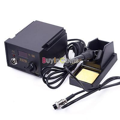 937D SMD 220V Solder Soldering Iron Station Welding SMD Tool Stand ESD SY