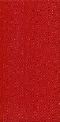 28 Count Anchor evenweave Christmas Dark Red Fabric 1 fat quarter - 49x89cms