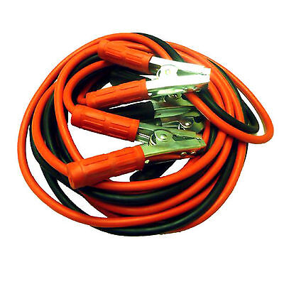 Professional Heavy Duty 800Amp 6 Metres Jump Leads Booster Cables Car Van Long