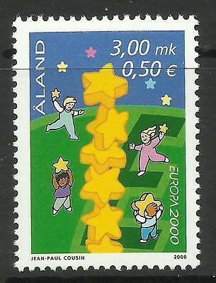 ALAND. 2000. EUROPA Commemorative. SG: 176. Mint Never Hinged.