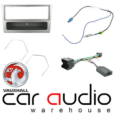 Vauxhall Astra 2004-10 Car Stereo S/Din Fascia Steering Wheel Interface CTKVX15