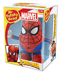 Mr Potato Head - Spider-Man