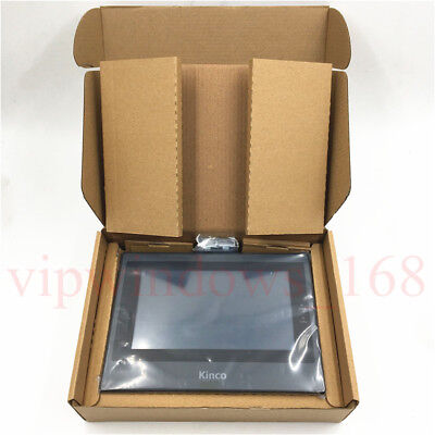"""7"""" Inch Kinco HMI Touch Screen Panel MT4414TE Ethernet+Program Cable+Software"""