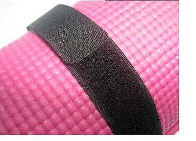 2 pcs Multi-functional yoga mat-exercise dedicated bundled belt hair buckle AB
