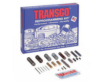 A340 AW4 Transgo Reprogramming Shift Kit A341 A343 Toyota Jeep  (SK340-HD2)*