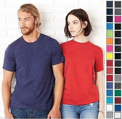 Bella+Canvas Unisex Crew Poly Cotton T-Shirt Tee C3650 3650-32 COLORS-NEW!