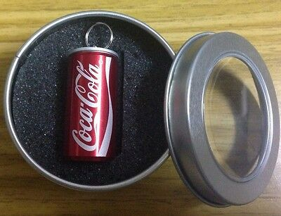 Watch Out Rarely Coke Cola 8GB Storage usb Special Edition