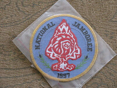 National Jamboree 1997 Order of the Arrow Pocket Patch  BSA