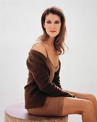 Celine Dion 8X10 Glossy Photo Picture