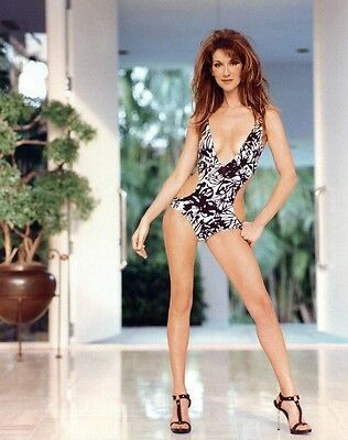 Celine Dion 8X10 Glossy Photo Picture Image #5