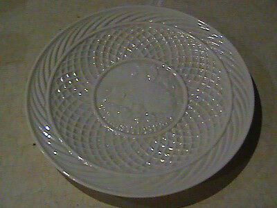 Belleek Limited Edition Hedgehog Collector's Plate 1980 3rd Edition 2nd Series