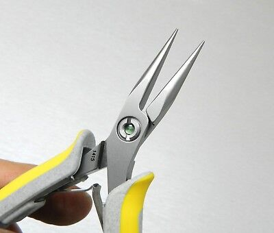 Lindstrom EX Series Pliers 7890EX Long Chain Nose Plier Precision Swiss Made