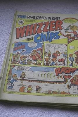 Whizzer & Chips Comic 12 December 1981