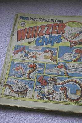 Whizzer & Chips Comic 9 January 1982