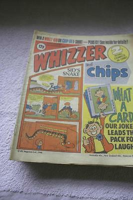 Whizzer & Chips Comic 15 November 1980
