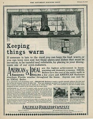 1910 AD American Radiator Company-Ideal boilers