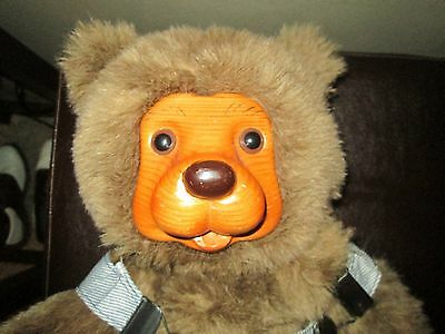 Robert Raikes Bears LIONEL Saturday Matinee Collection SS1801 Stuffed Jointed