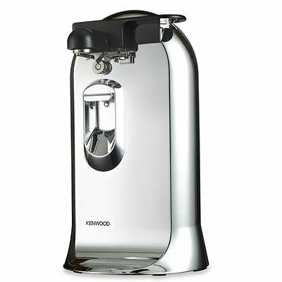 Kenwood CO606 Chrome Electric 3 In 1 40W Automatic Can Opener New