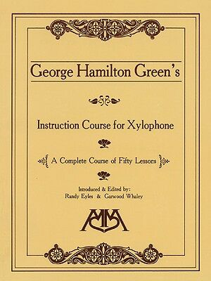 Instruction Course for Xylophone Book NEW 000317044