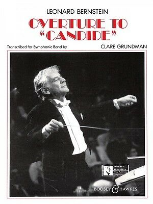 Overture to Candide Band NEW 000450011