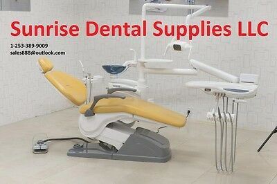 C3--New FDA/CE Computer Controlled Dental Chair Unit SOFT Leather---C3
