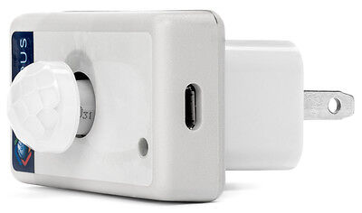WiFi Motion Sensor with Email Text message Alerts