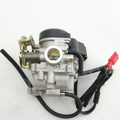 Carb Carburettor For Chinese 50cc-80cc 4 Stroke Engine Scooter