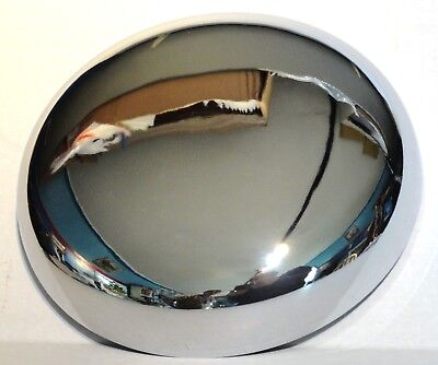 """horn cover 6-1/4"""" to 7"""" bell size round chrome for Kenworth Peterbilt Freight"""