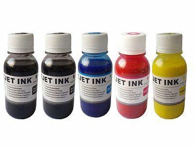 500ml Sublimation refill ink for Epson 125 126  WF-3520 WF-3540 7510 7520 7010
