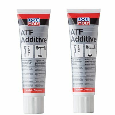 Liqui Moly 5135 ATF Additiv 2 x 250 ml Getriebeöl Additiv Automatik