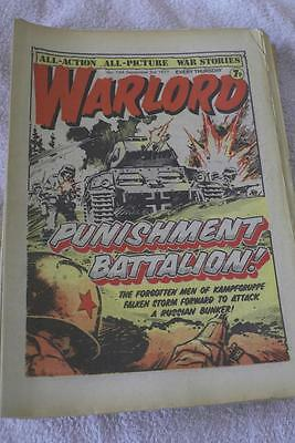 WarLord No. 147 June 16th 1977