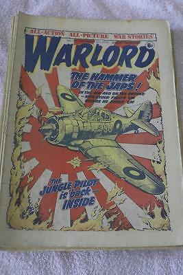 WarLord No. 99 August 14th 1976