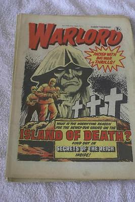 WarLord No.  147 July 16th 1977