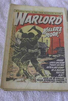 WarLord No. 126 February 19th 1977